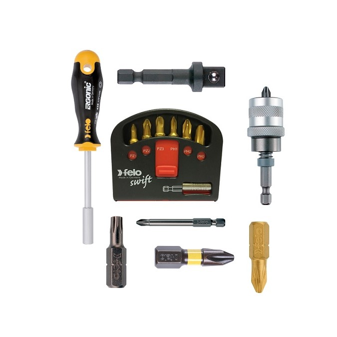 BITS AND ADAPTERS
